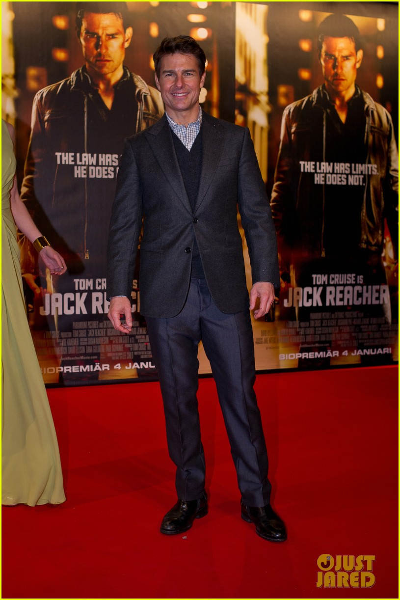 tom cruise jack reacher stockholm premiere 202774112