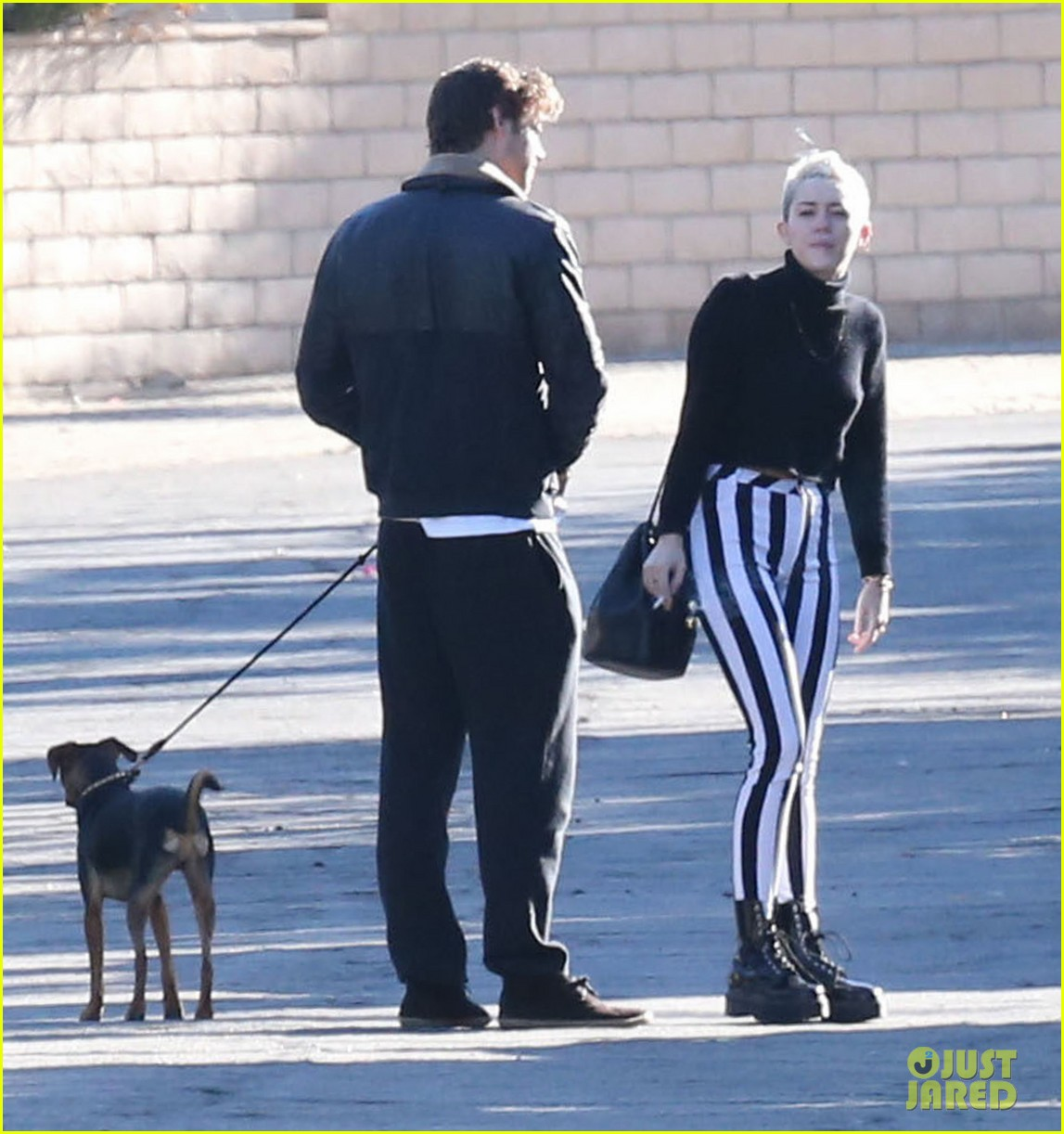 miley cyrus liam hemsworth post christmas family gathering 10