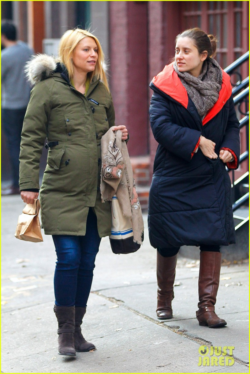 claire danes mandy patinkin cant wait for baby 10