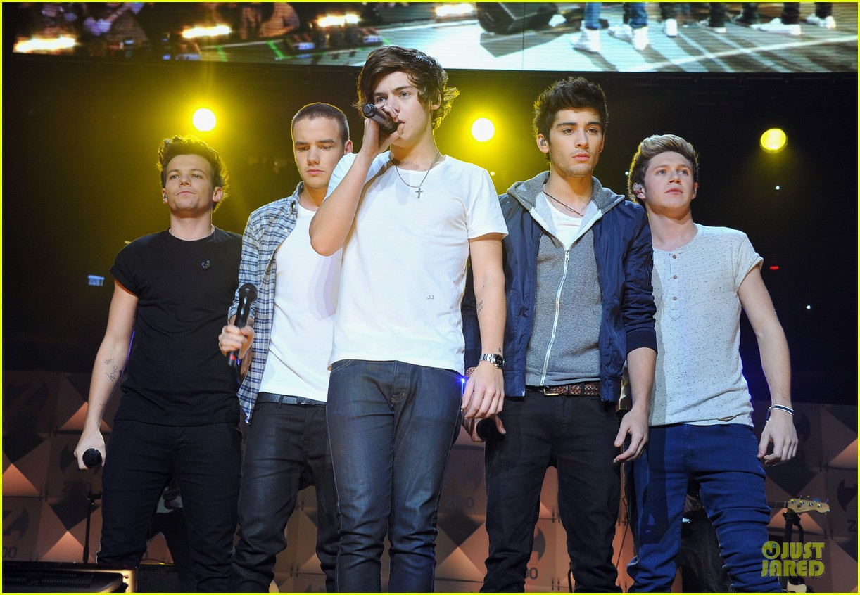 one direction zl00 jingle ball 2012 02