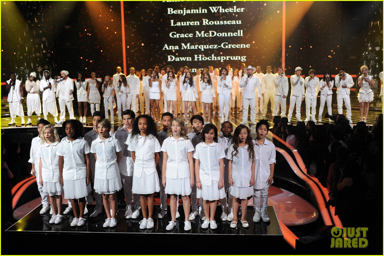 x factor you are not alone newtown shooting victims tribute watch now 15