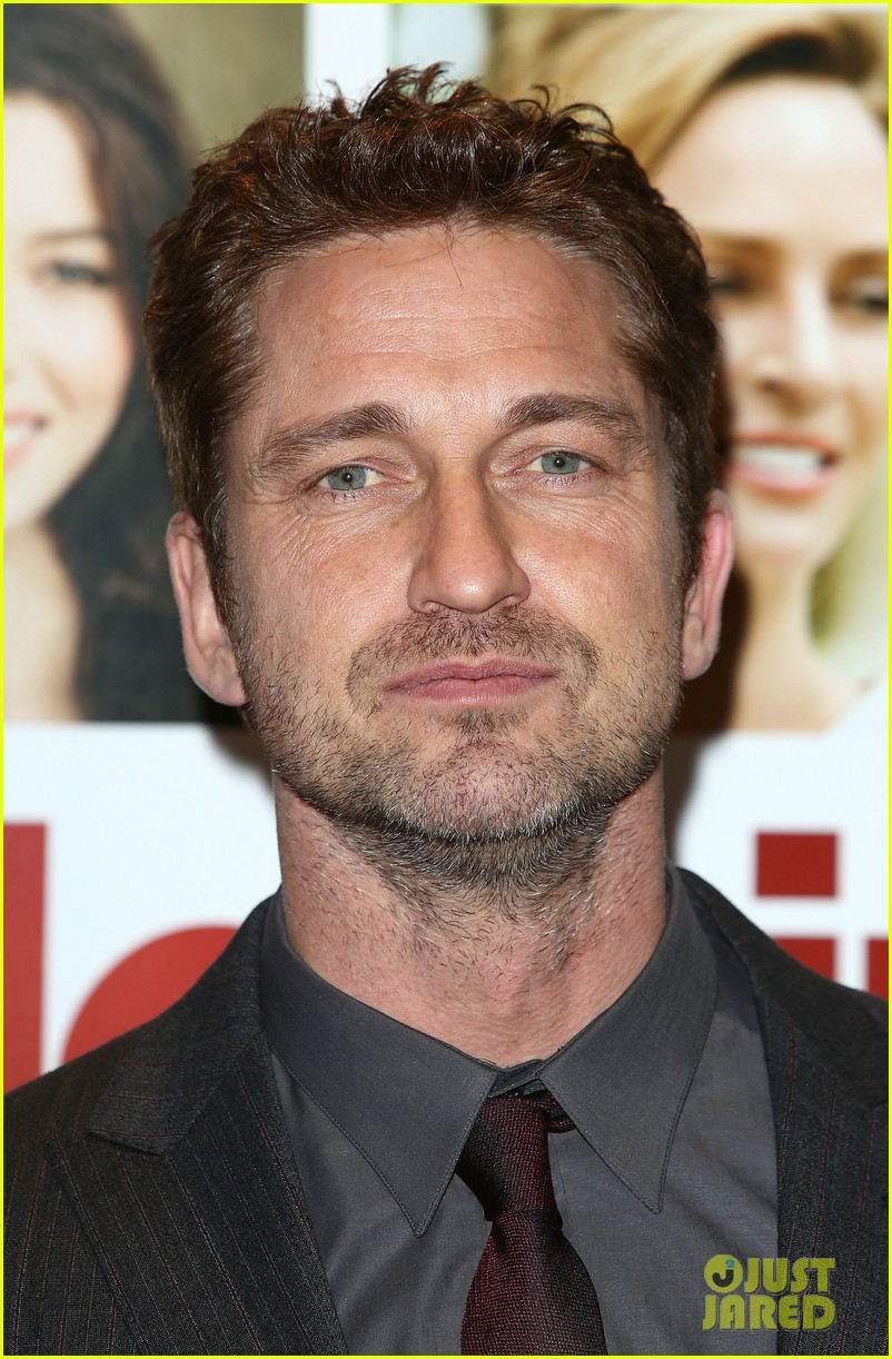 gerard butler playing for keeps london screening 09