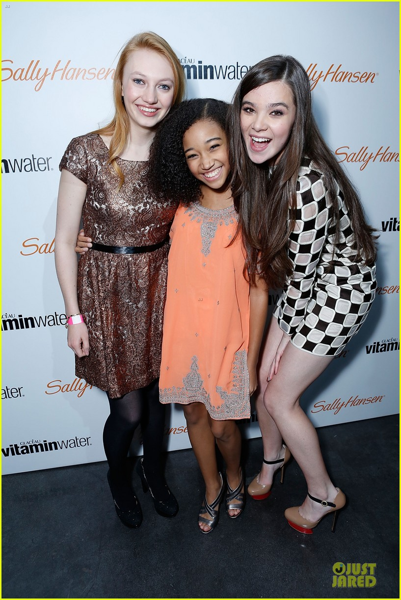 hailee steinfeld sweet 16 celebration 06