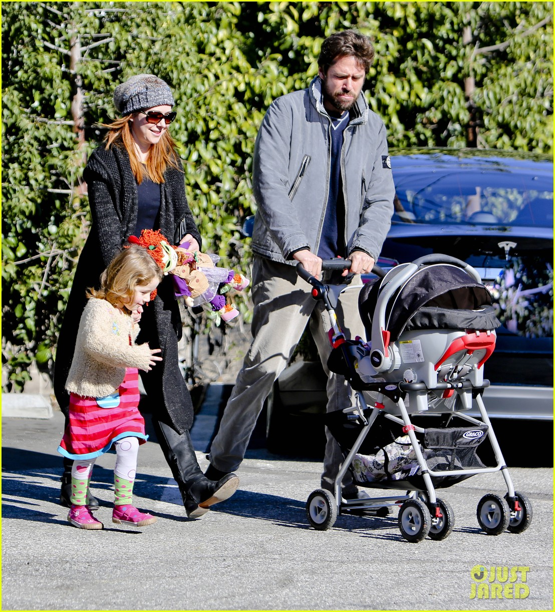 alyson hannigan family day out 102781581