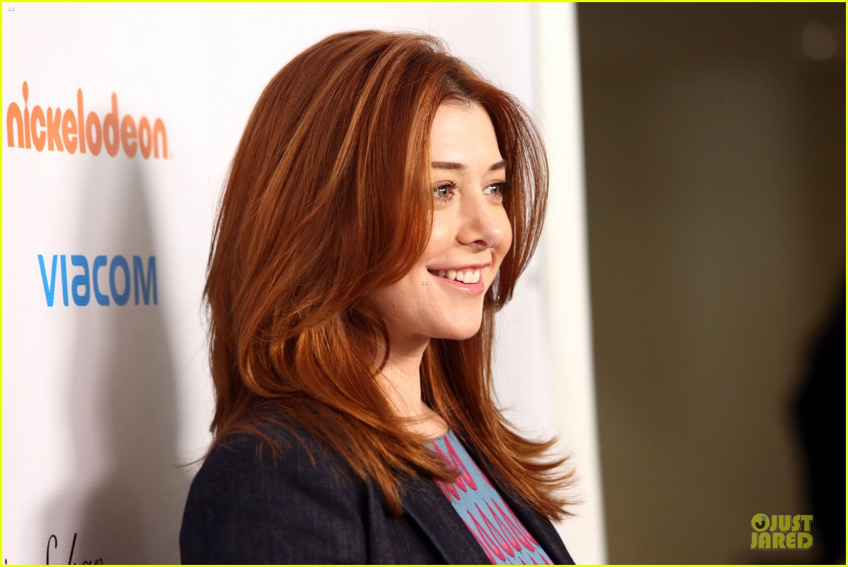 alyson hannigan & tom hanks march of dimes 2012 172771478