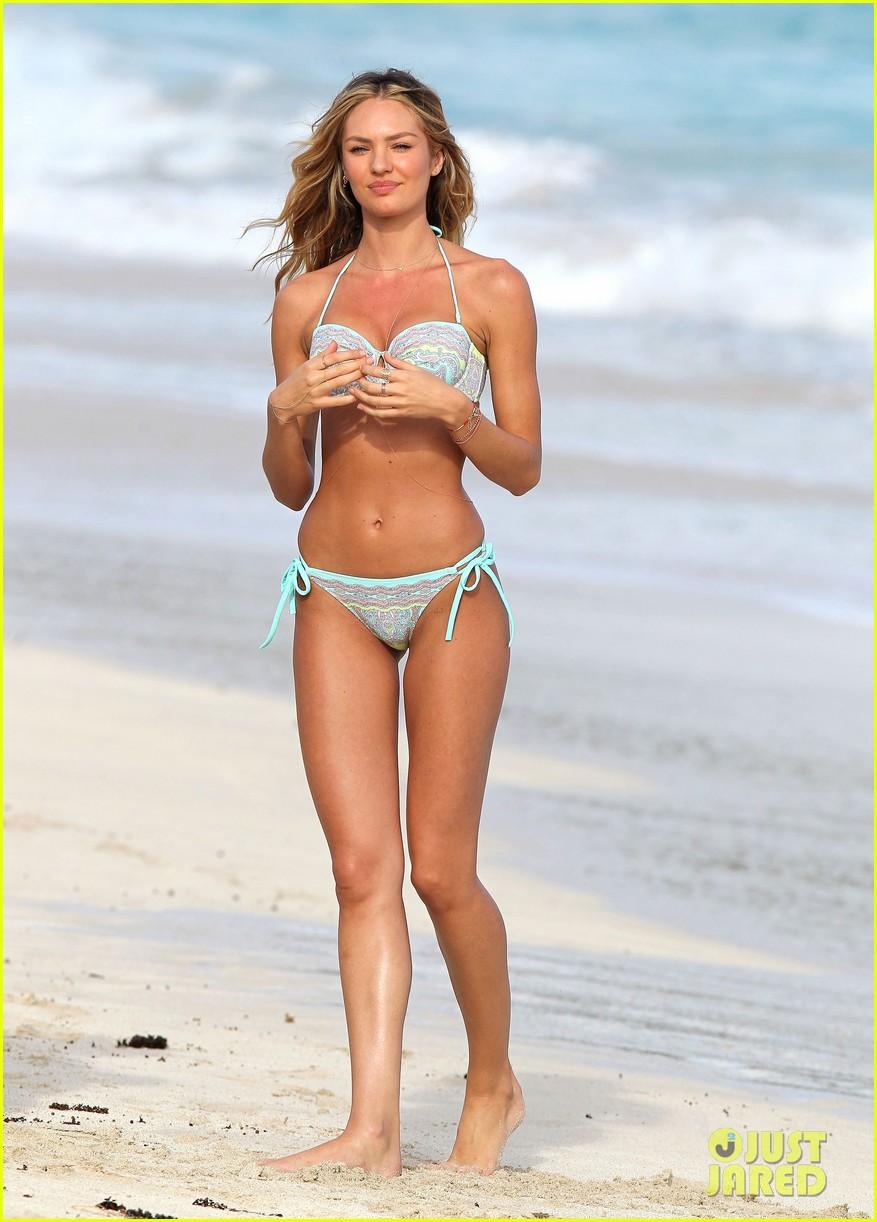 erin heatherton candice swanepoel st barts bikini shoot 13