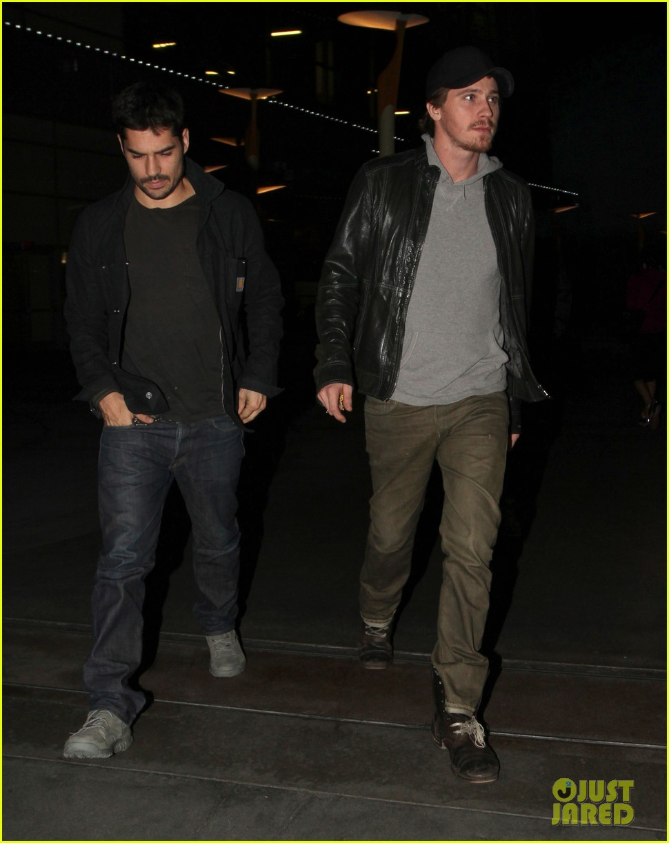 garrett hedlund arclight movie night 01