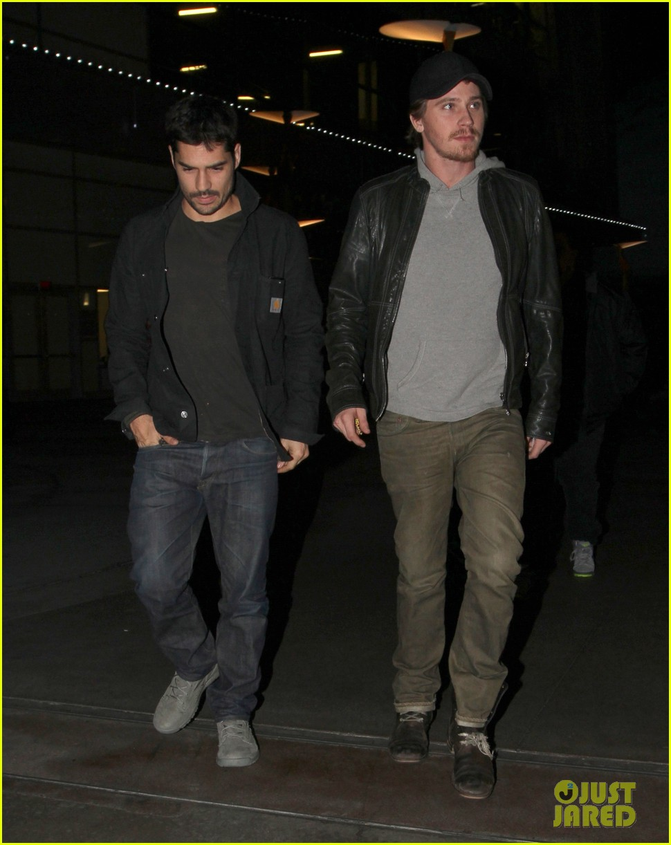 garrett hedlund arclight movie night 05