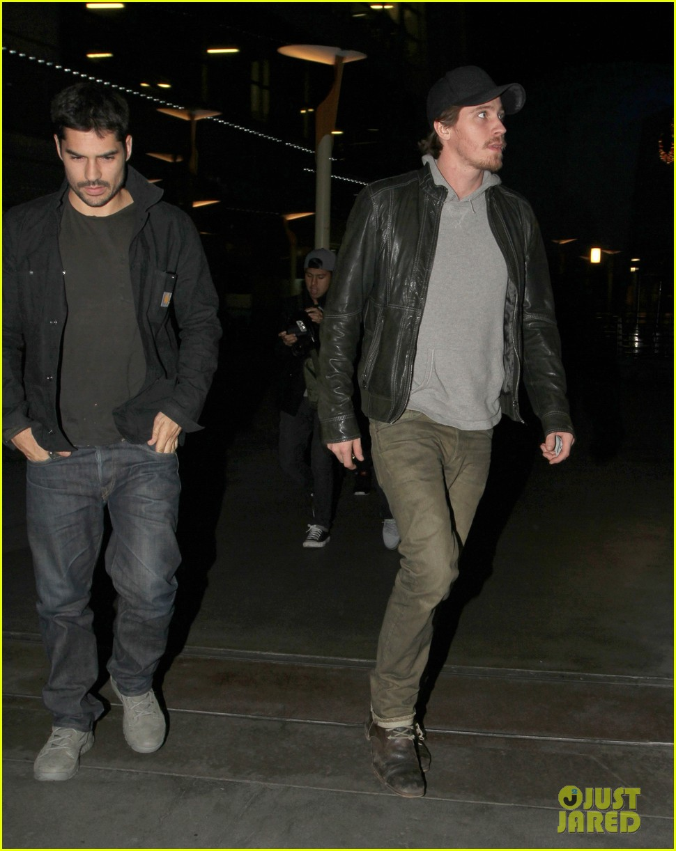 garrett hedlund arclight movie night 08