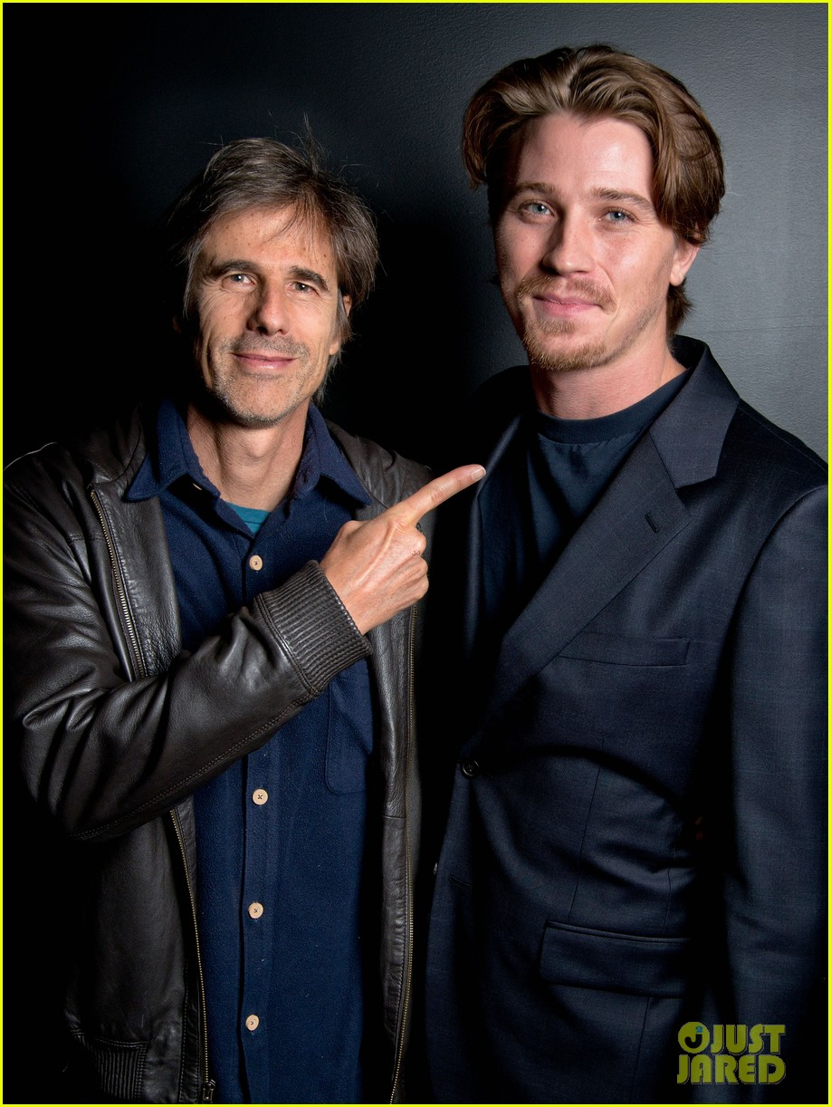 garrett hedlund on the road screening for the wrap 072770509