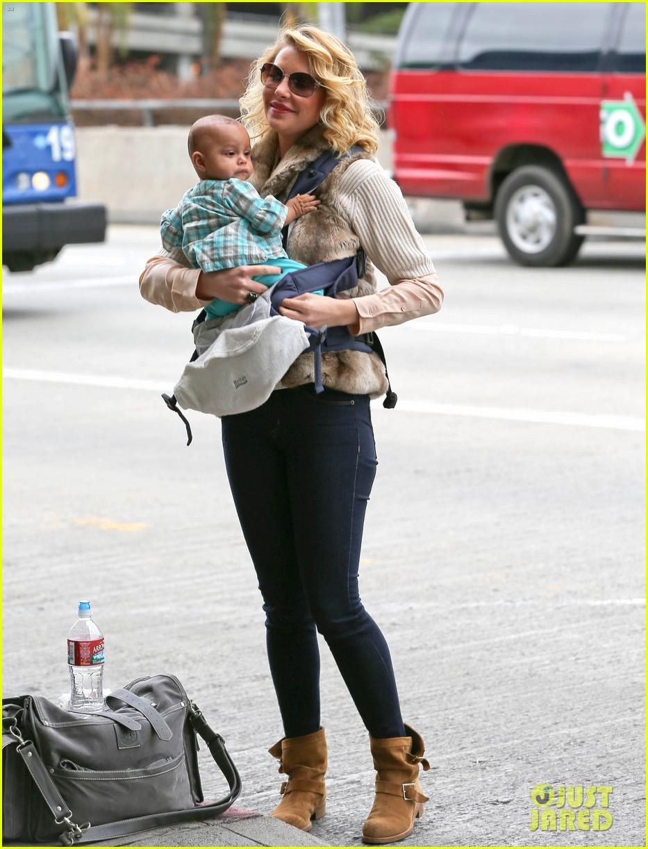 katherine heigl takes off with baby adalaide 072768520