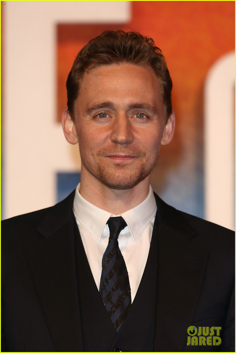 tom hiddleston suraj sharma life of pi uk premiere 02