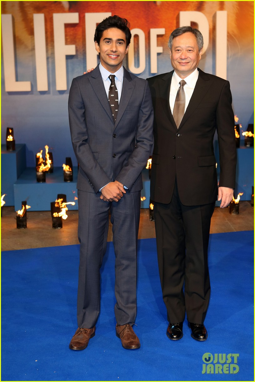 tom hiddleston suraj sharma life of pi uk premiere 032768615