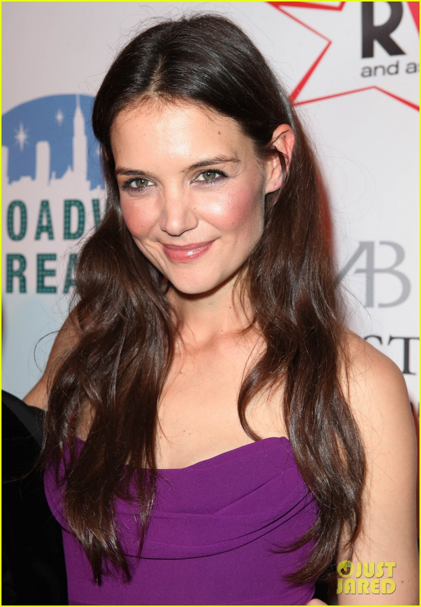 katie holmes broadway dreams foundation gala 10
