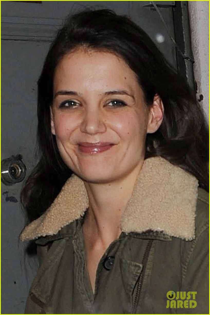 katie holmes dead accounts matinee day 02