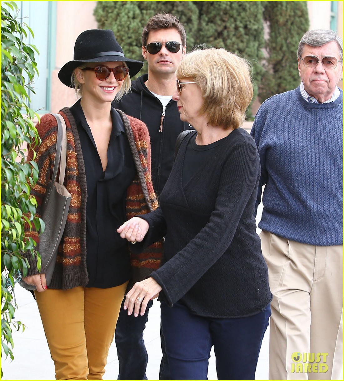 julianne hough ryan seacrest sunny saturday in beverly hills 17