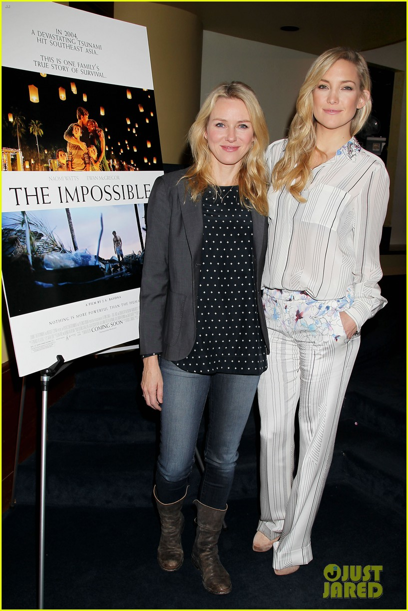 kate hudson the impossible screening with naomi watts 03