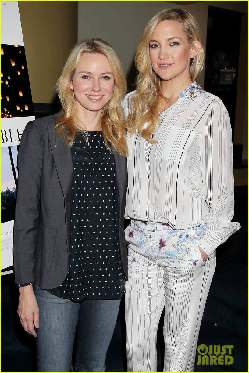 kate hudson the impossible screening with naomi watts 17