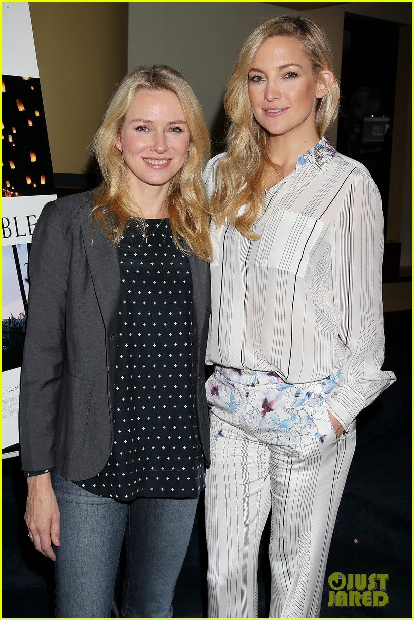 kate hudson the impossible screening with naomi watts 18