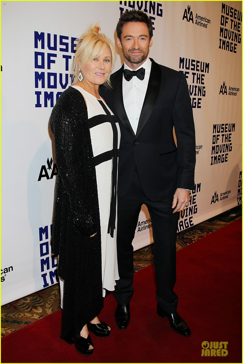 anne hathaway & hugh jackman museum of moving images salute 10