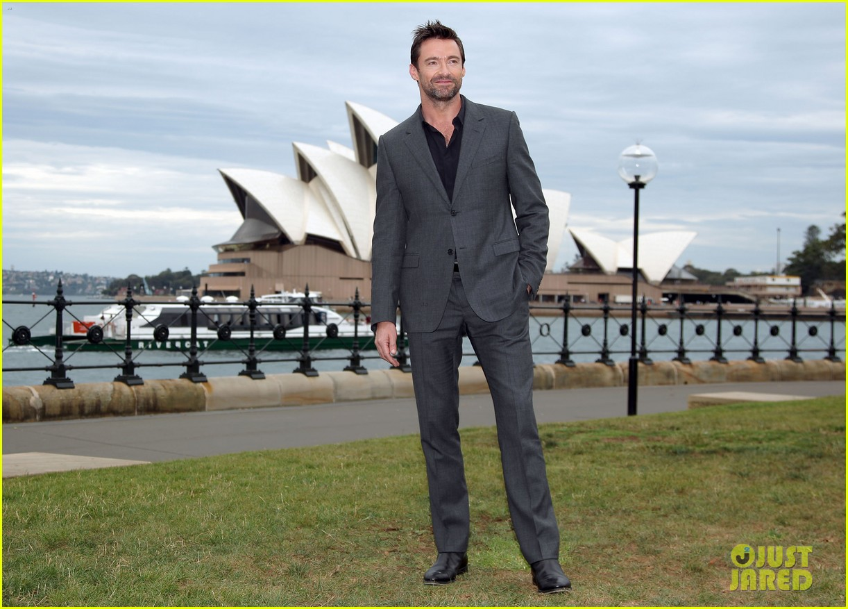 hugh jackman les miserables sydney photo call 012778544