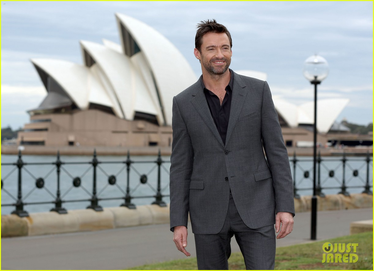 hugh jackman les miserables sydney photo call 06