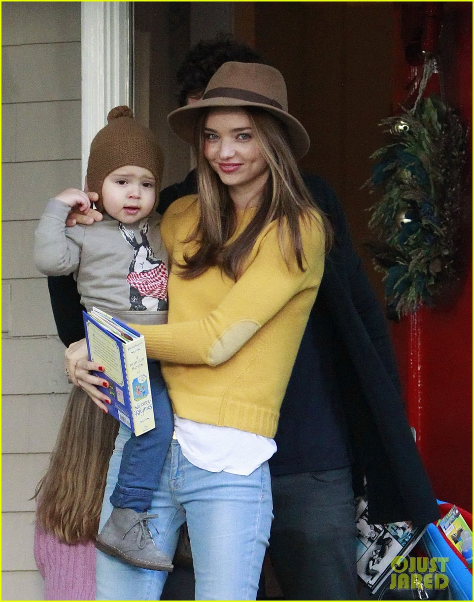miranda kerr orlando bloom flynn post christmas party 132781163