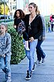 heidi klum martin kristen pretend city childrens museum with the kids 15