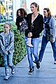 heidi klum martin kristen pretend city childrens museum with the kids 19