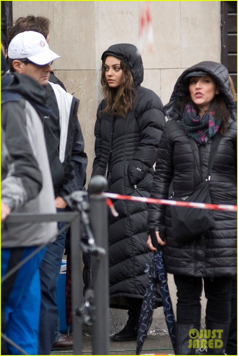 mila kunis third person rome set turned into new york 052769108
