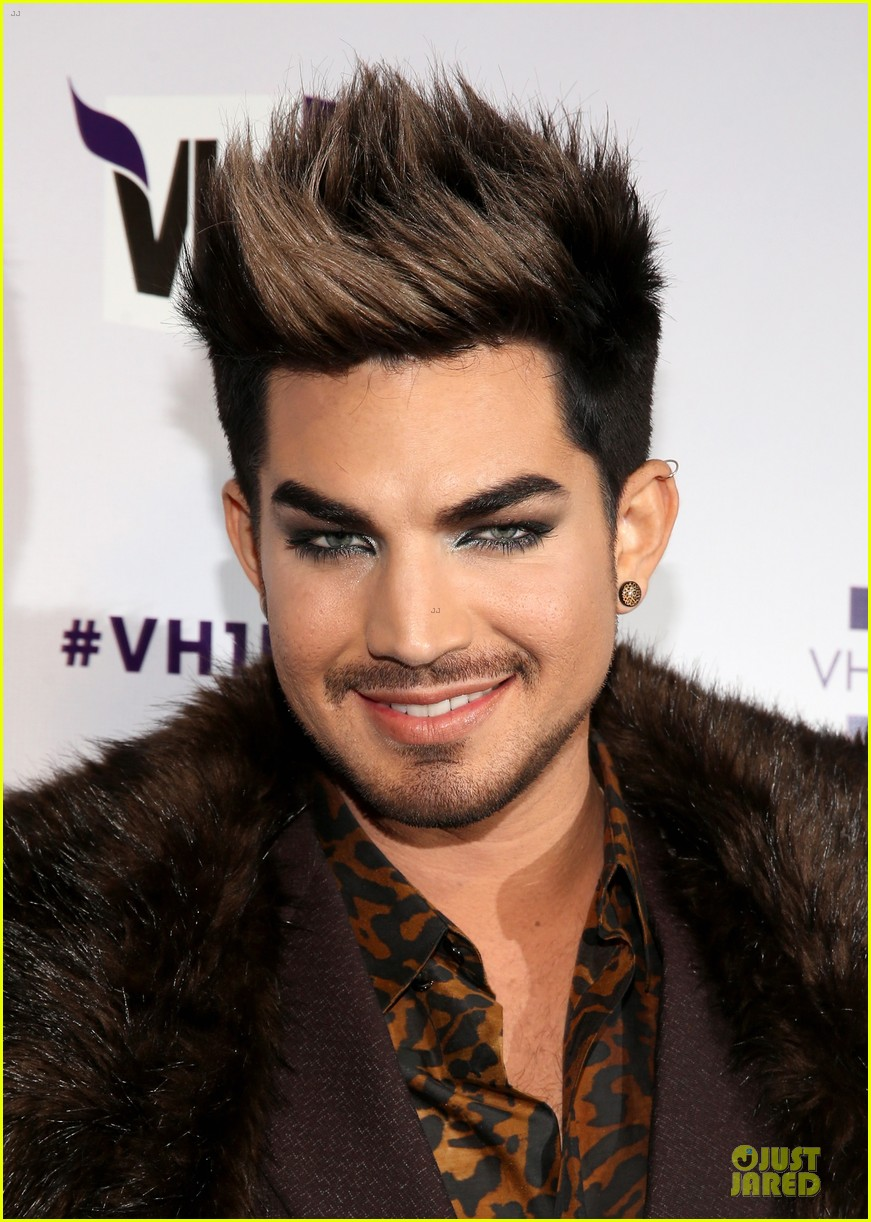 adam lambert vh1 divas host 08