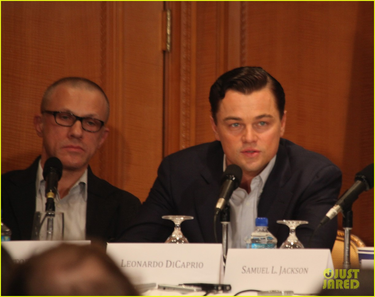 leonardo dicaprio kerry washington django unchained press conference 08