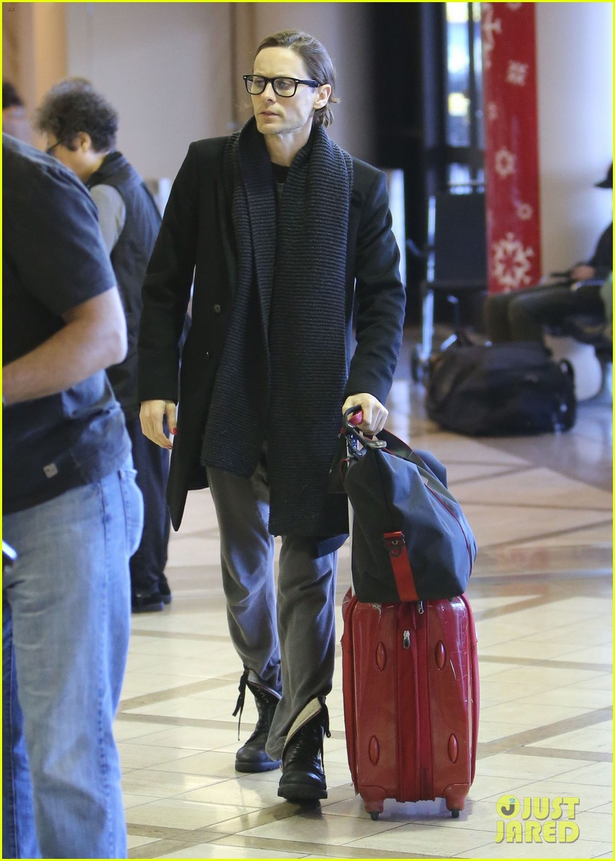 jared leto from lax to new orleans 022775863