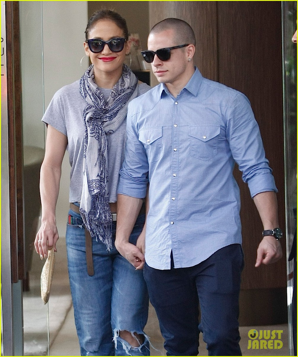 jennifer lopez casper smart australia lovers 012770309