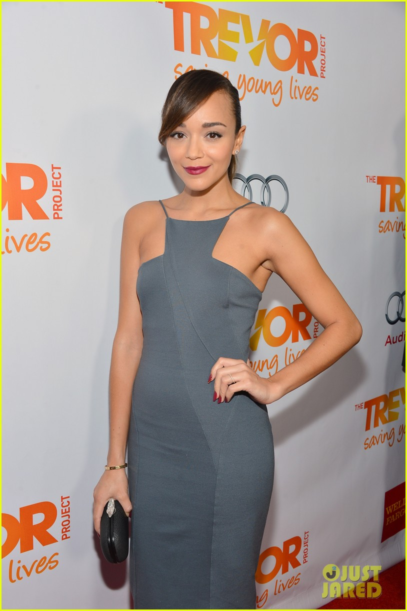 ashley madekwe christa b allen trevor live 2012 02