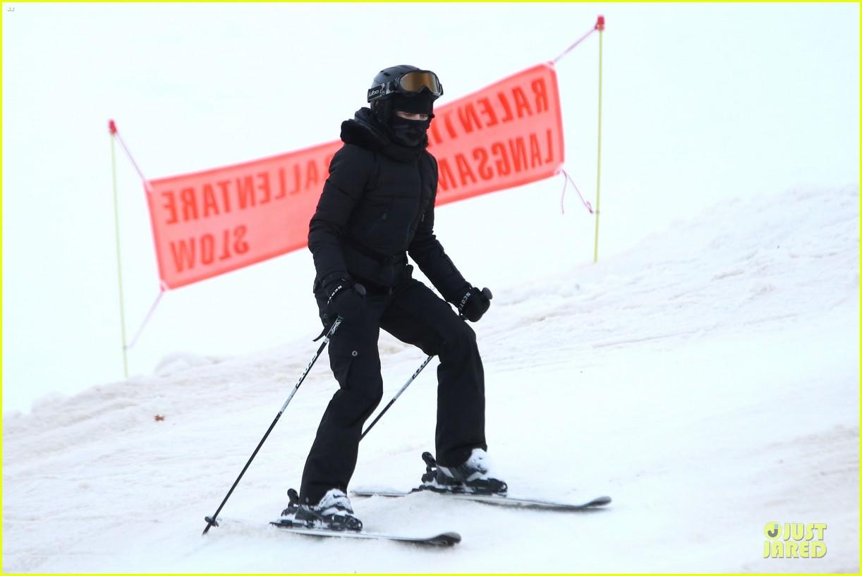madonna skiing trip with lourdes & mercy 07