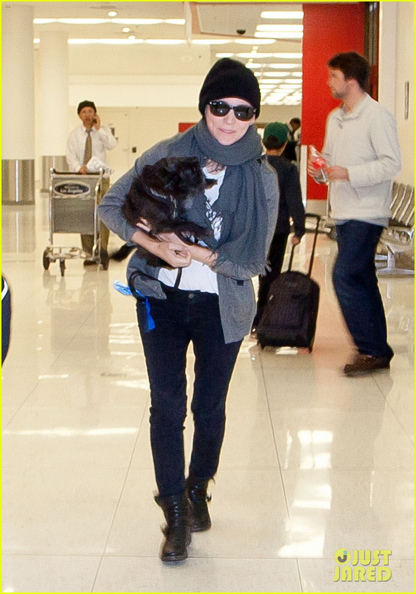 rooney mara charles mcdowell lax pick up 08