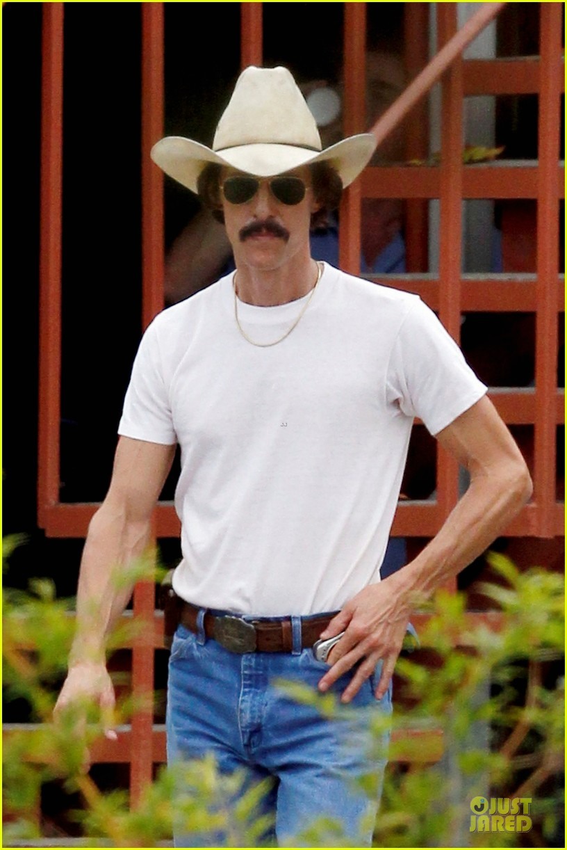 matthew mcconaughey everything has shrunk quite a bit 032769548
