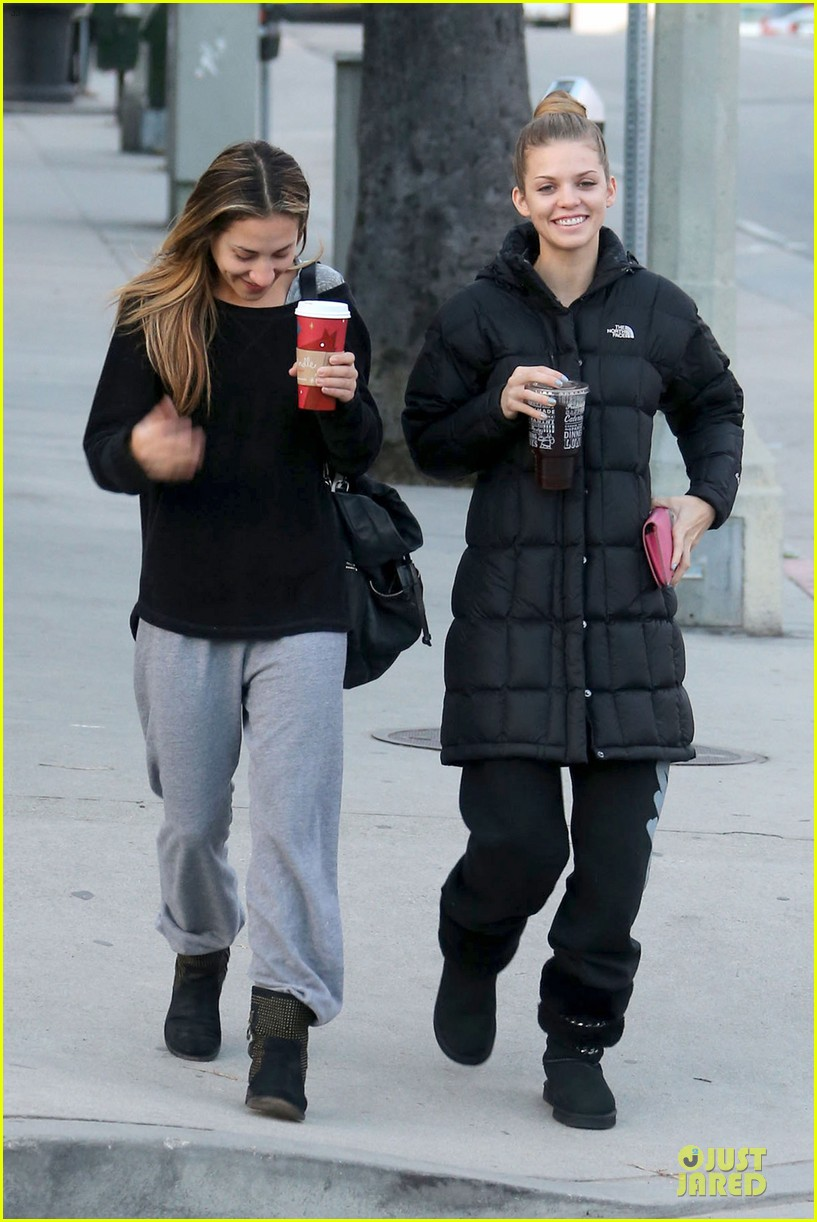 annalynne mccord receives a christmas gift full of meaning 15