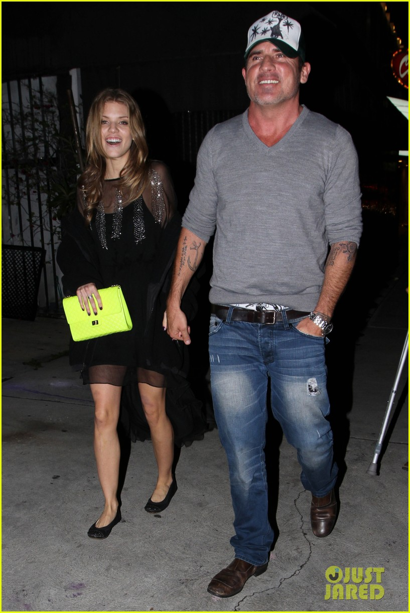 annalynne mccord dominic purcell movie night 01
