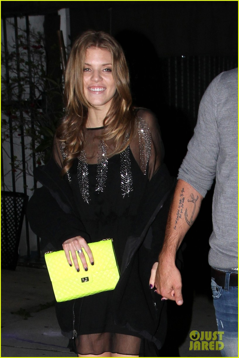 annalynne mccord dominic purcell movie night 022769135
