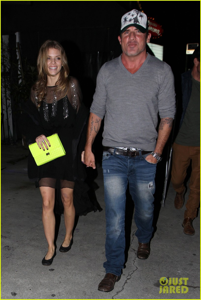 annalynne mccord dominic purcell movie night 06