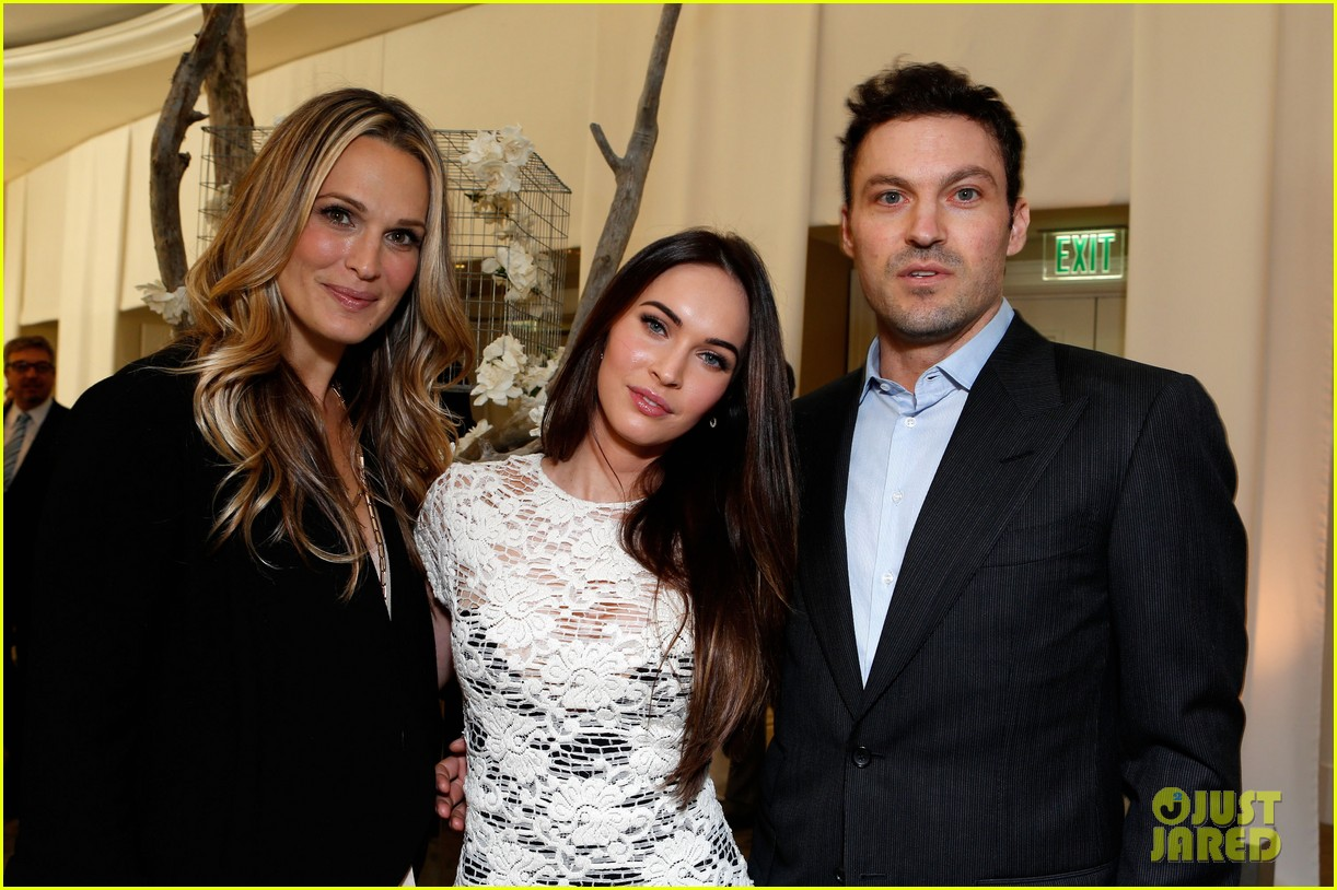 megan fox march of dimes 2012 with brian austin green 02