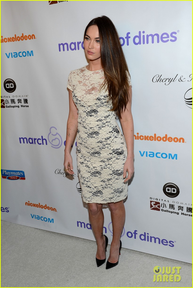 megan fox march of dimes 2012 with brian austin green 06