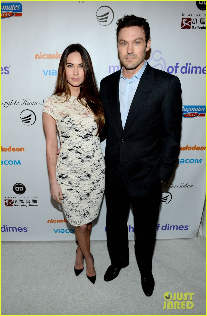 megan fox march of dimes 2012 with brian austin green 10