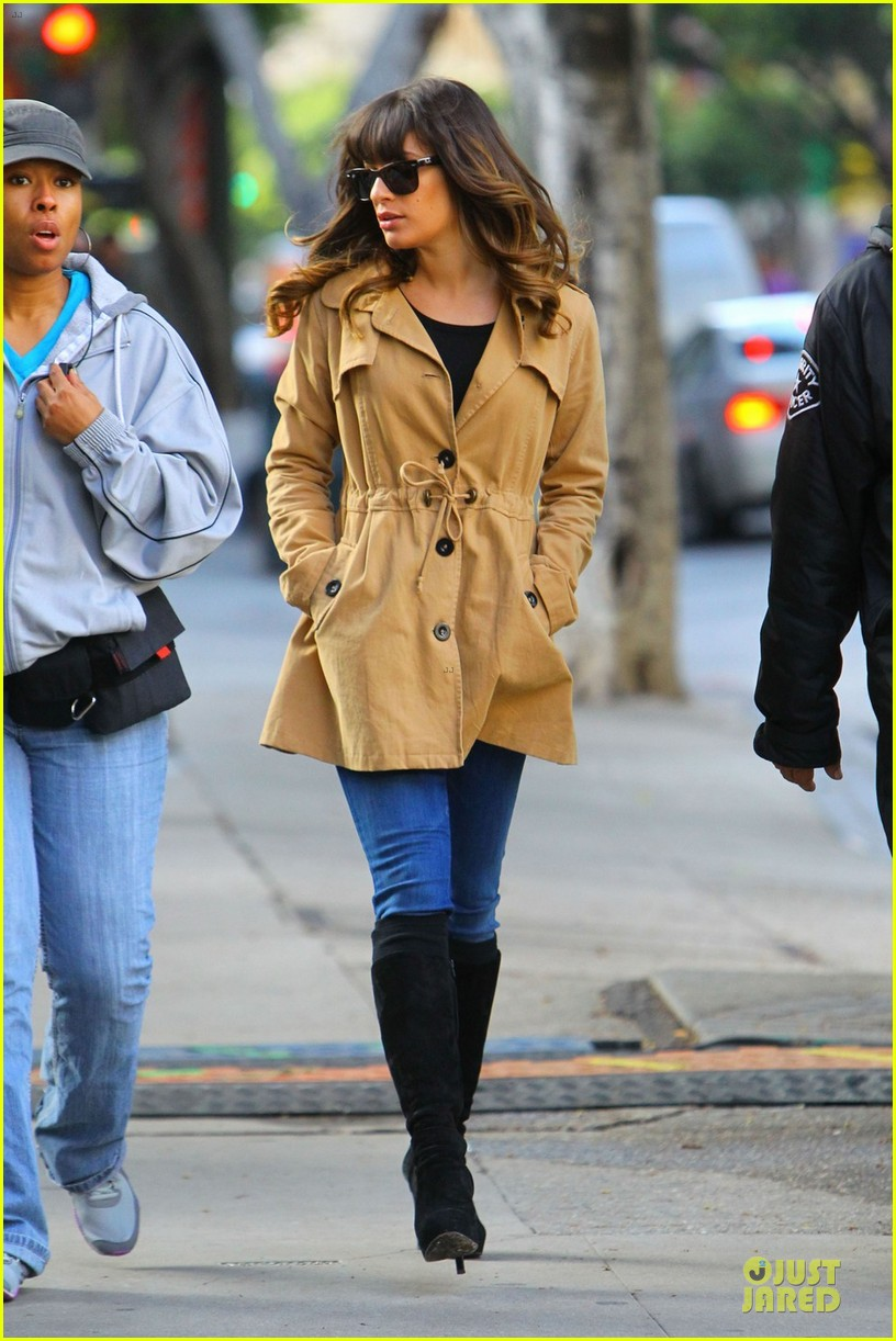 lea michele & cory monteith argo movie date 162778267