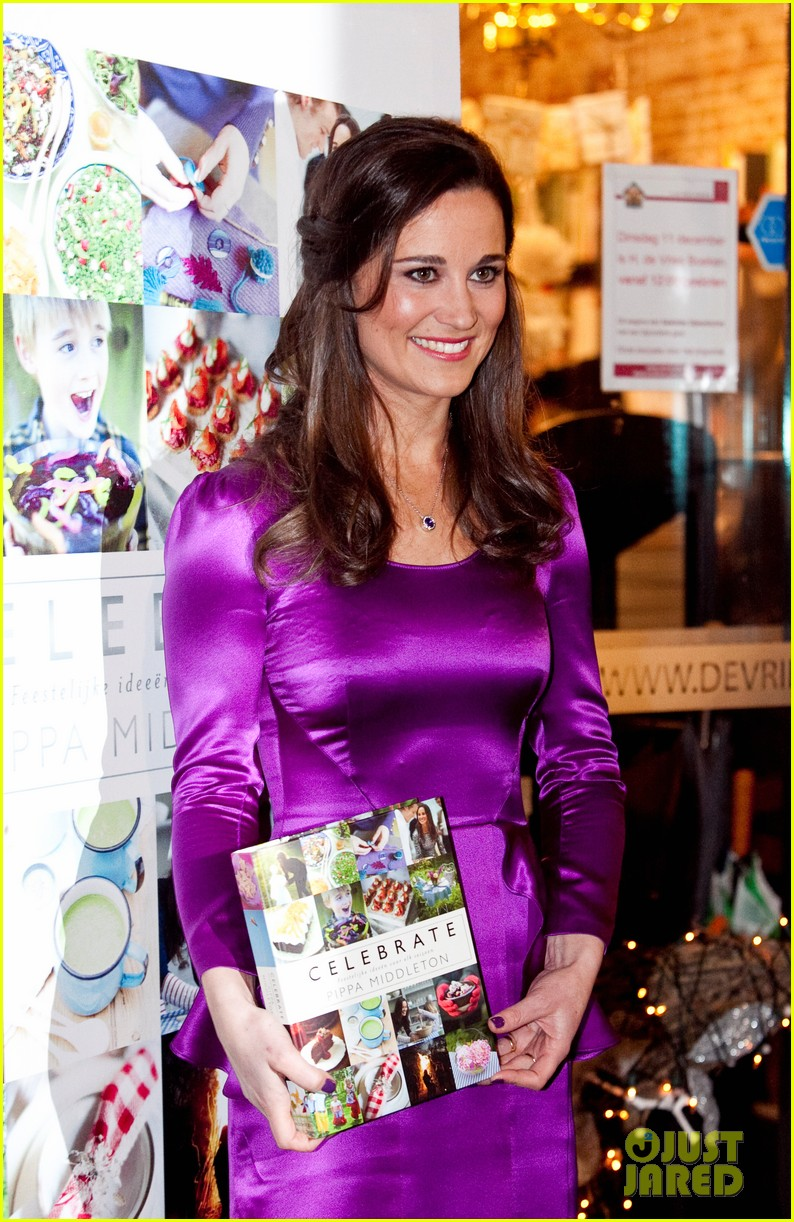 pippa middleton book launch in the netherlands 022773791