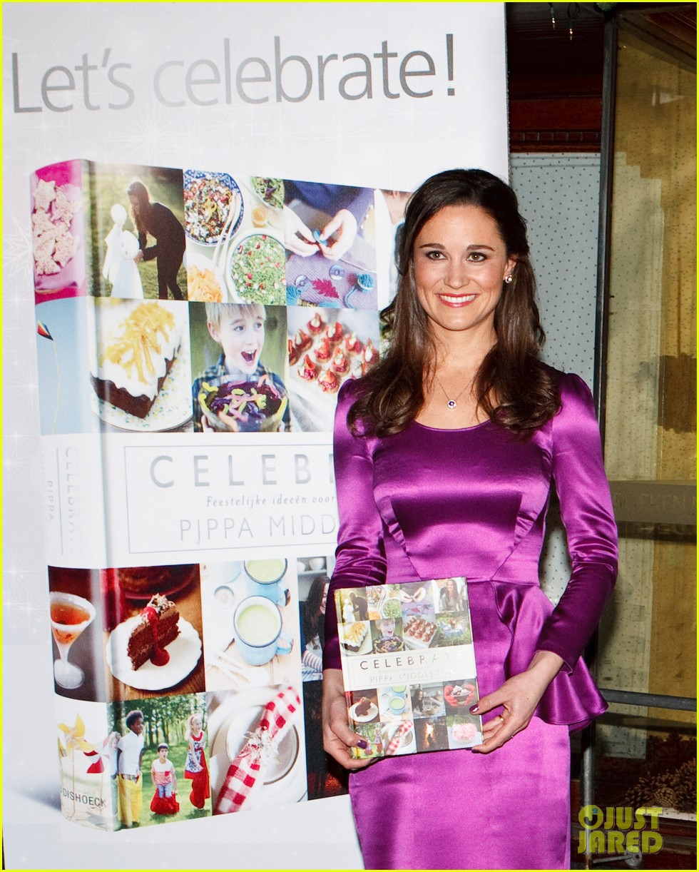 pippa middleton book launch in the netherlands 04