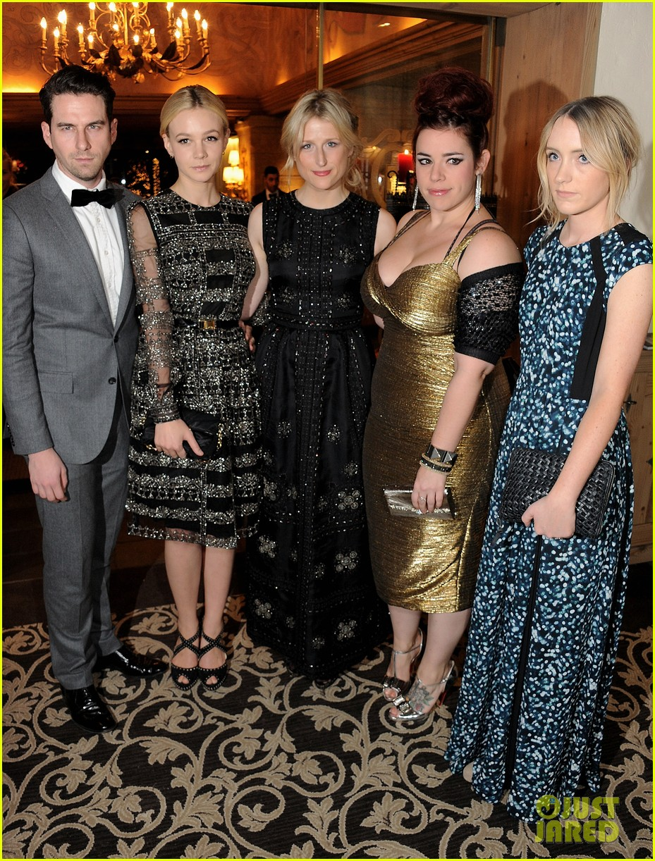 carey mulligan alzheimers society gala dinner 012776568