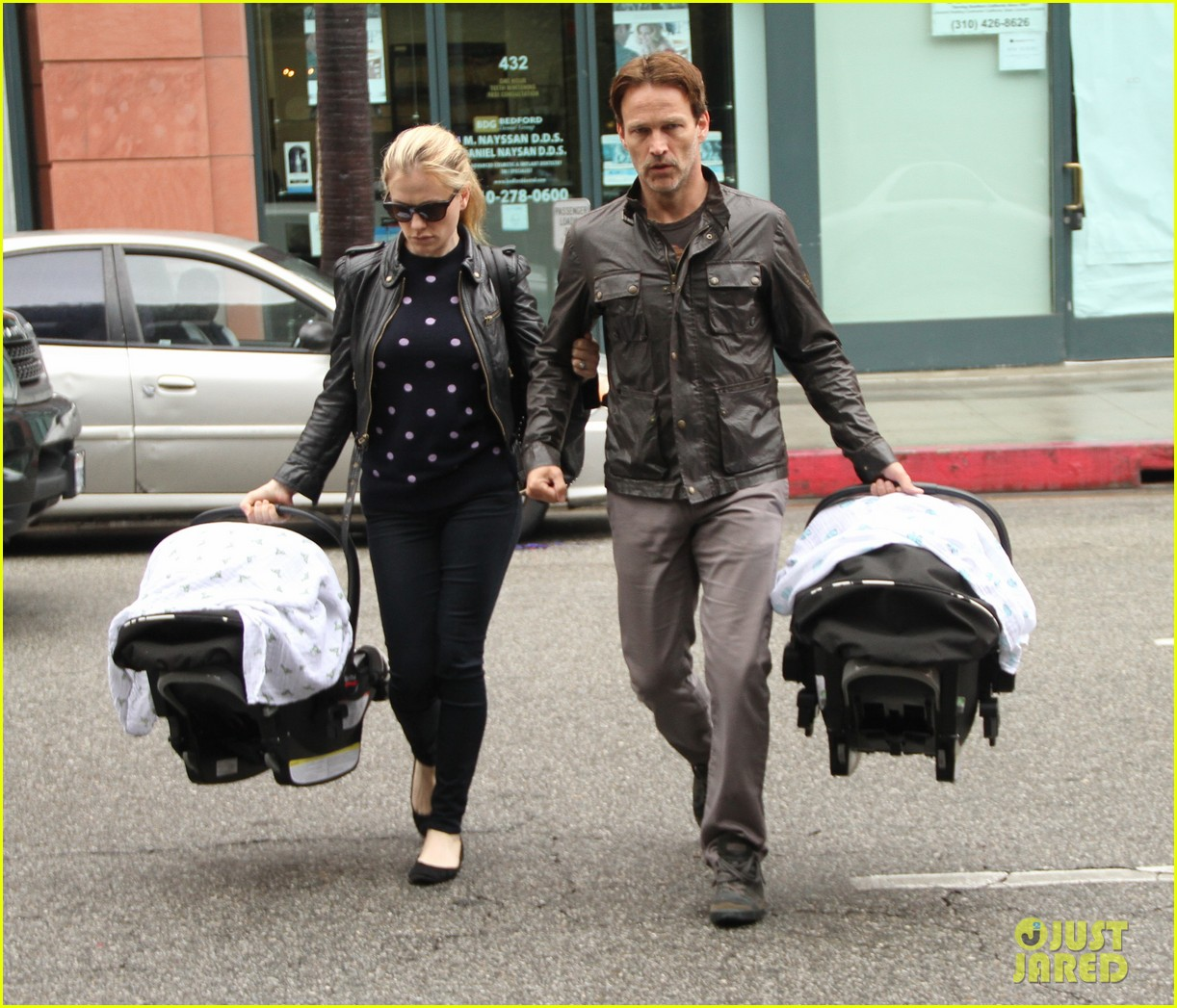anna paquin stephen moyer new cast member true blood season 6 02